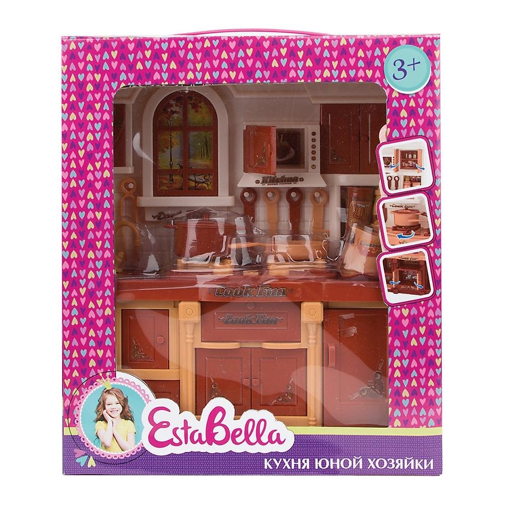 Кухня юной хозяйки EstaBella В ассортименте (BellaCocina и BellaNatura)<br>