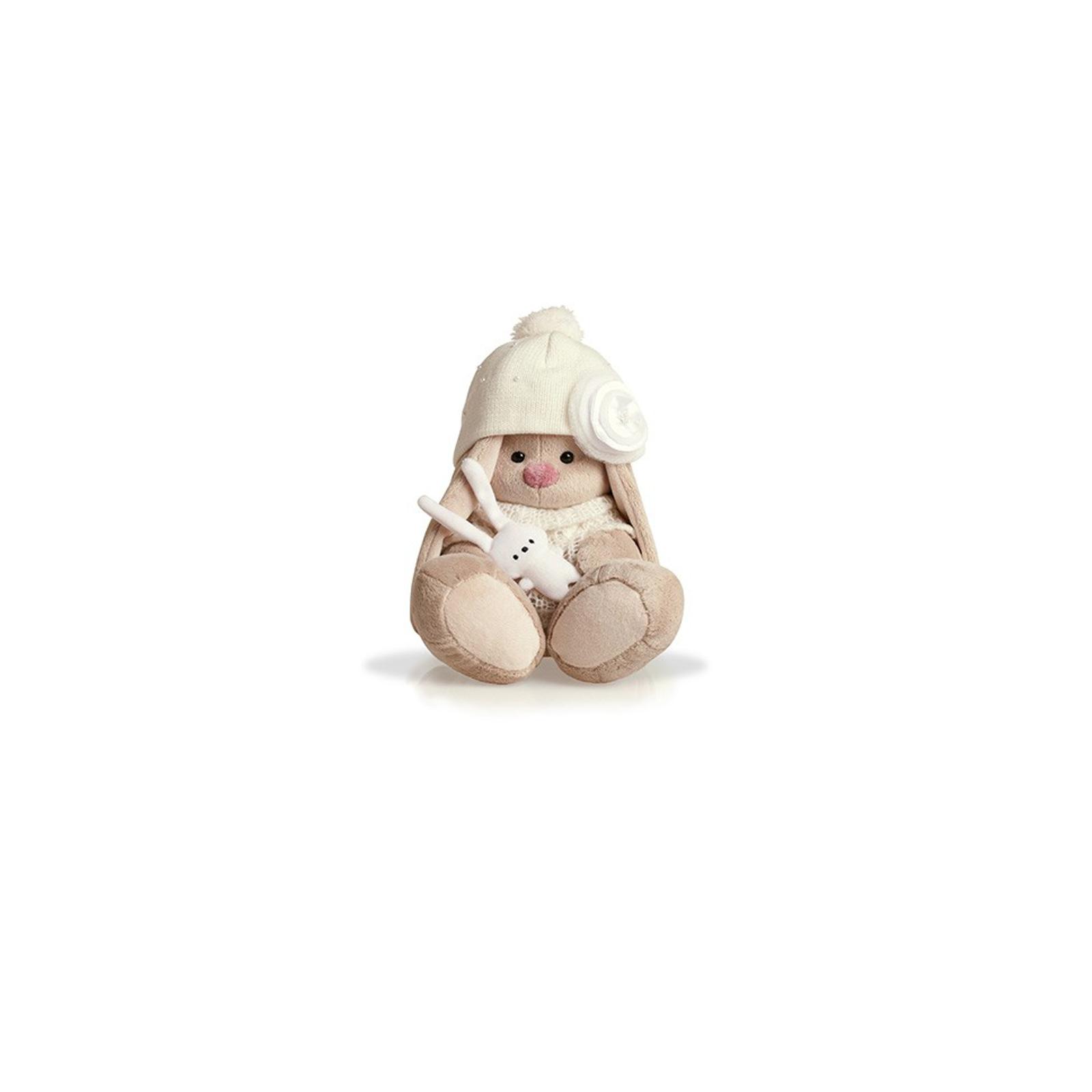 Мягкая игрушка Зайка Ми в свитере 18 см