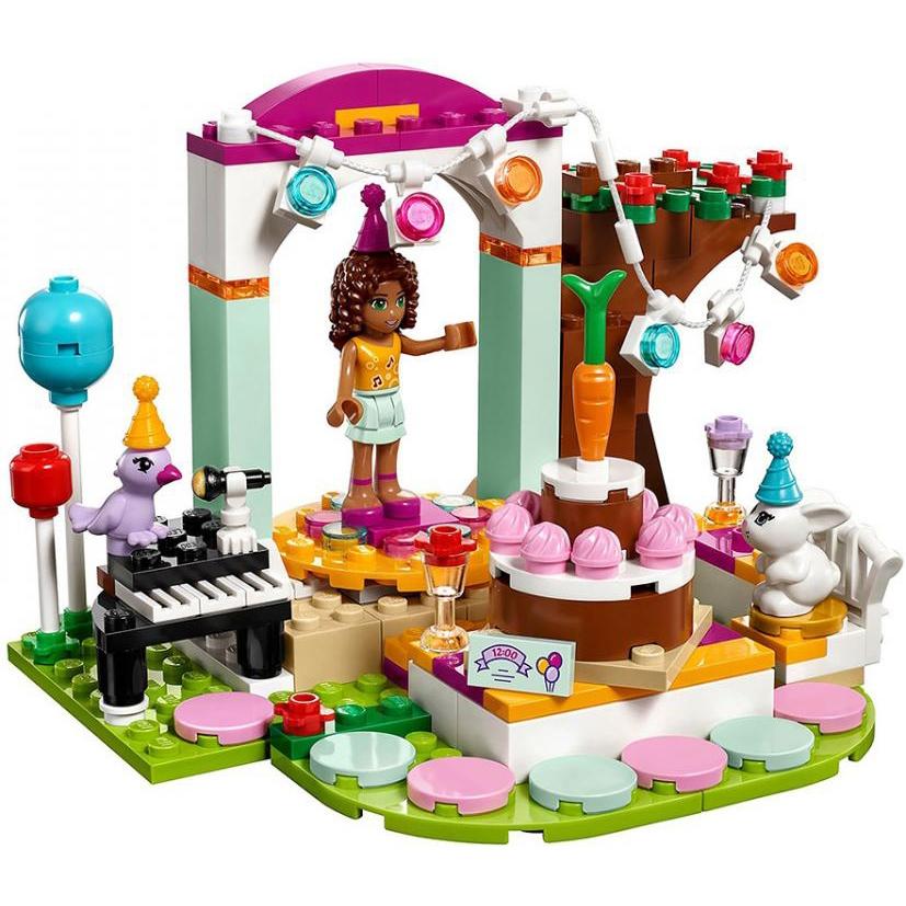 Конструктор LEGO Friends 41110 День рождения<br>