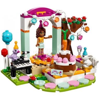 Конструктор LEGO Friends 41110 День рождения