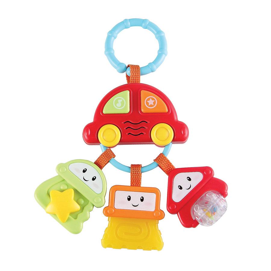 Подвеска Happy Baby Брелок с ключами SUNDY с 3 мес.<br>