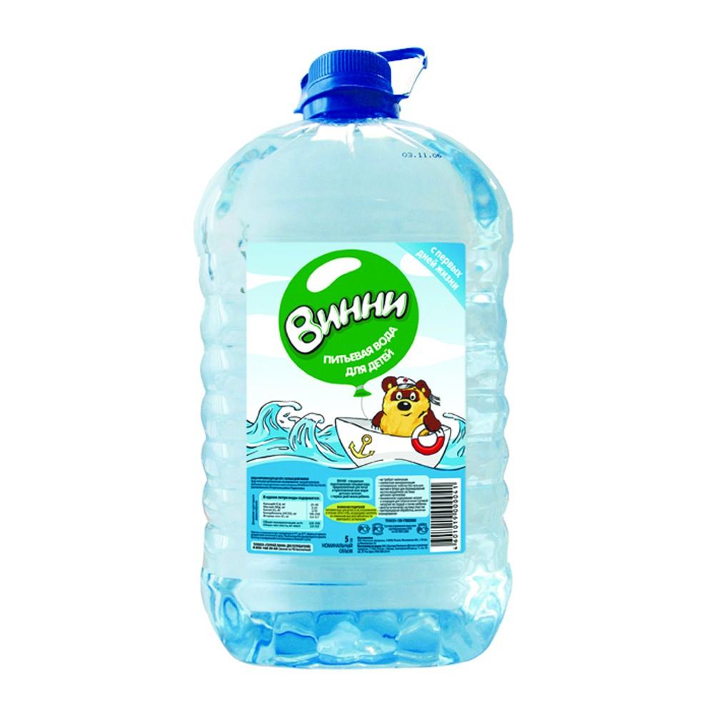Вода детская Винни 5 л<br>