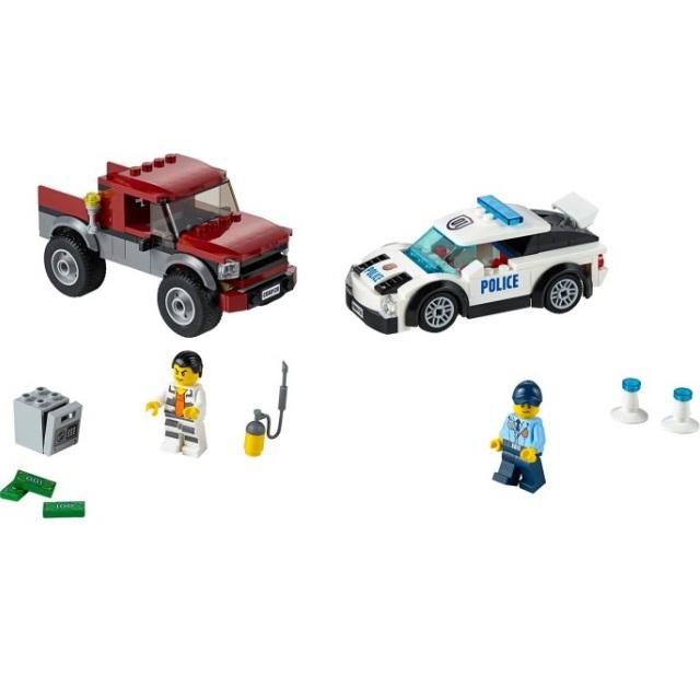 Конструктор LEGO City 60128 Полицейская погоня<br>