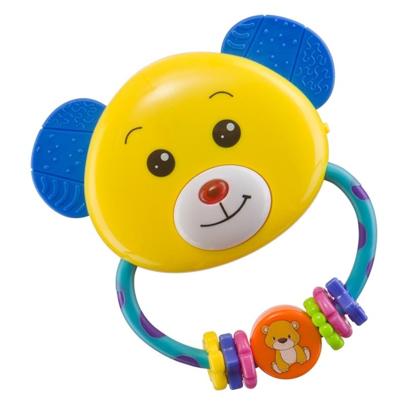 Погремушка-прорезыватель Happy Baby UMKAS<br>