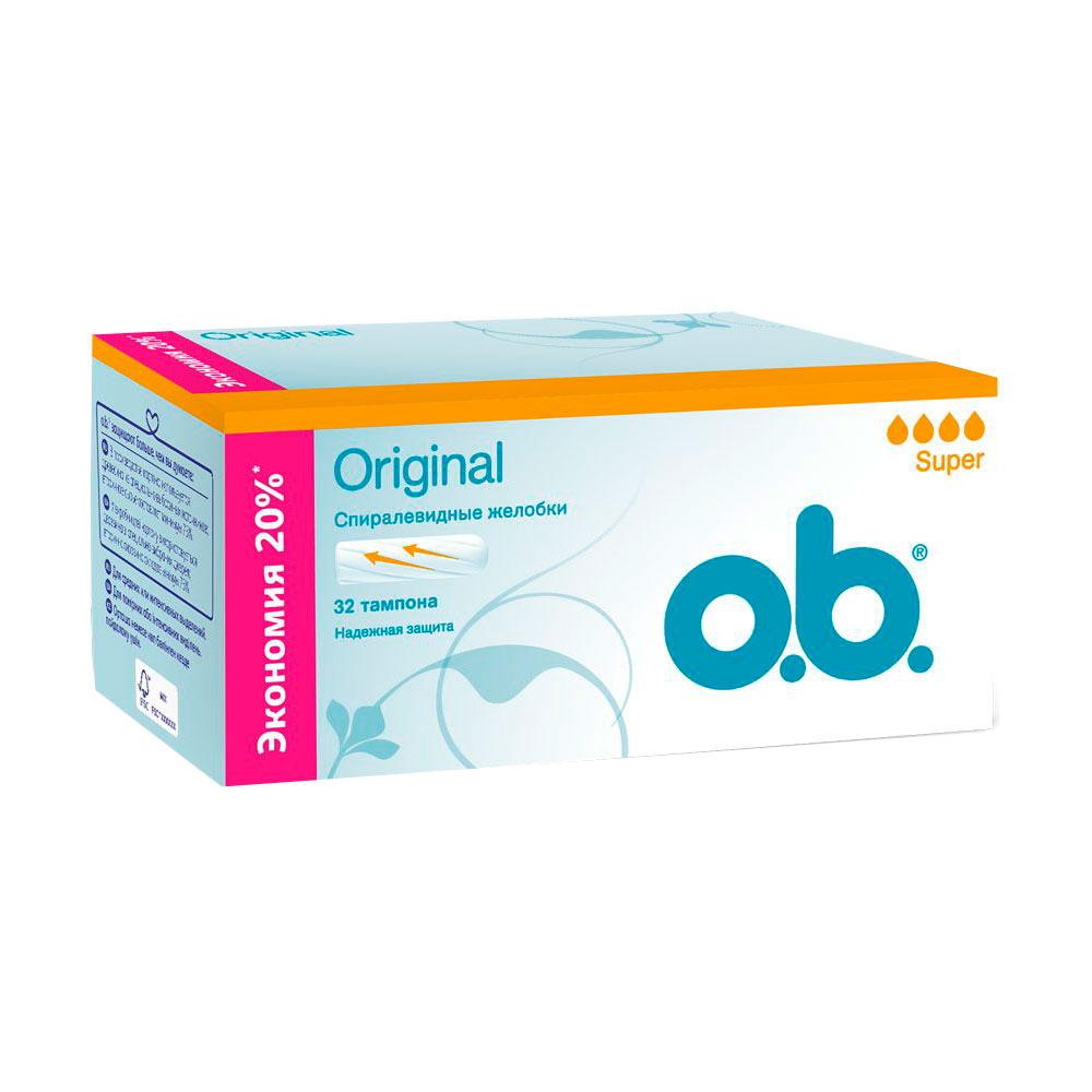 ������� o.b. Original ����� 32 ��