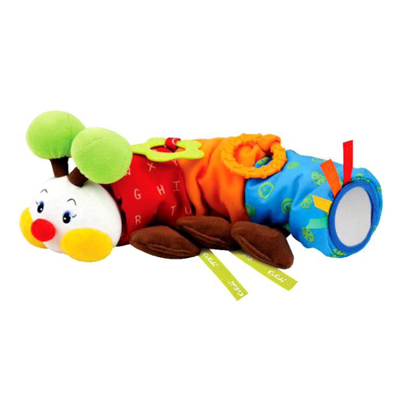 Развивающая игрушка K&amp;#039;s Kids Гусеничка с 0 мес. для коляски<br>