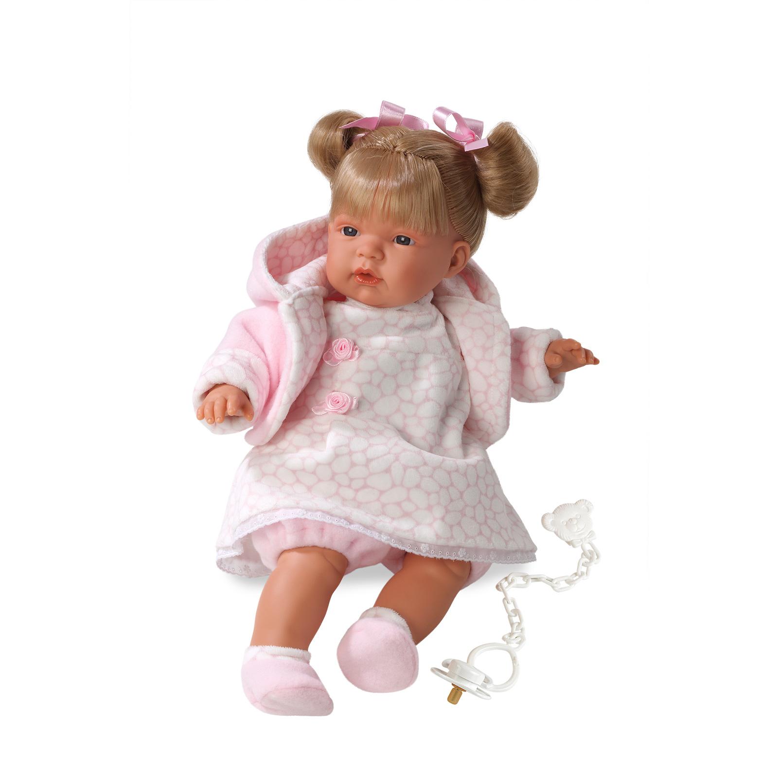 Кукла Llorens Juan Люсия 38см<br>