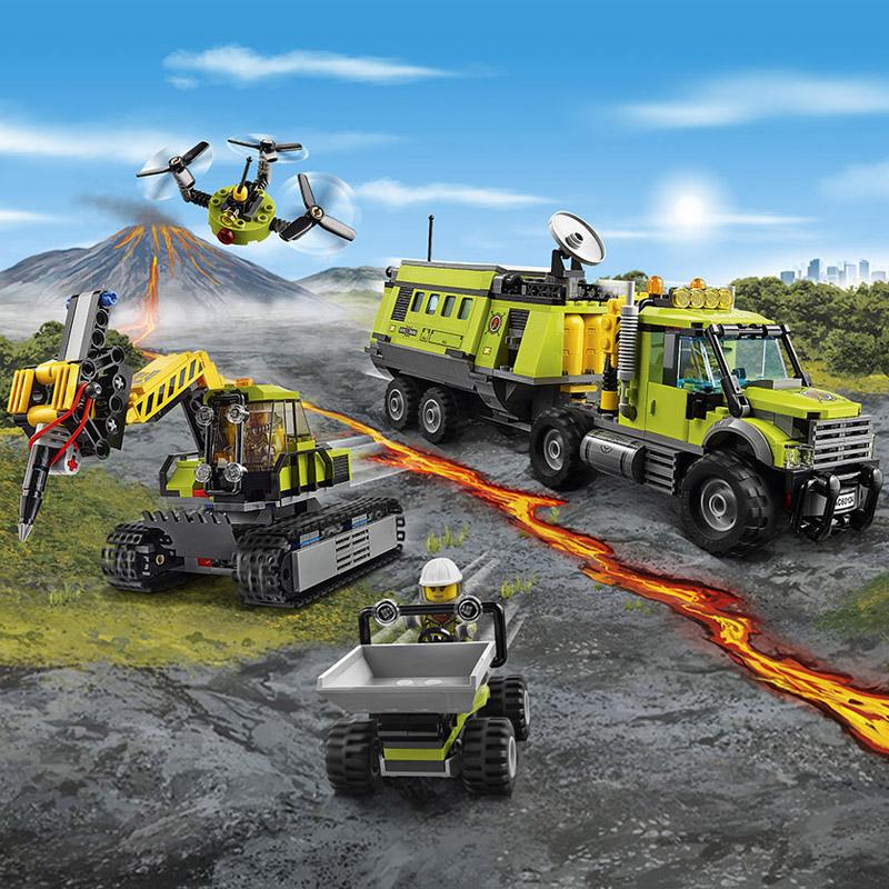 ����������� LEGO City 60124 ���� �������������� ��������
