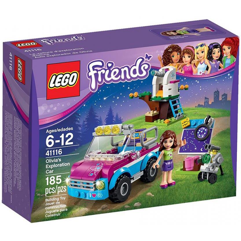 ����������� LEGO Friends 41116 �������� ���� ������