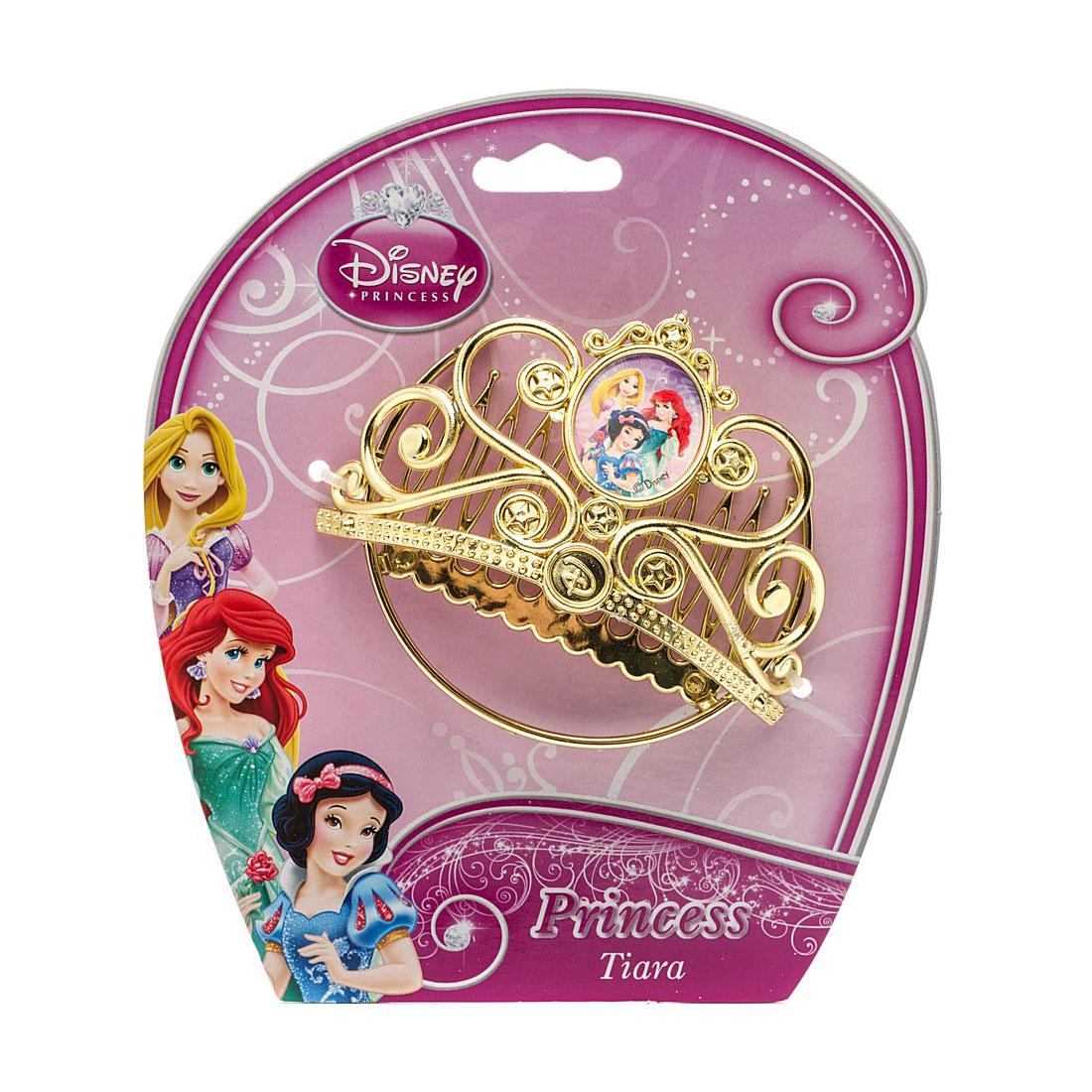 Игрушка Boley Мини корона-гребешок Принцессы<br>
