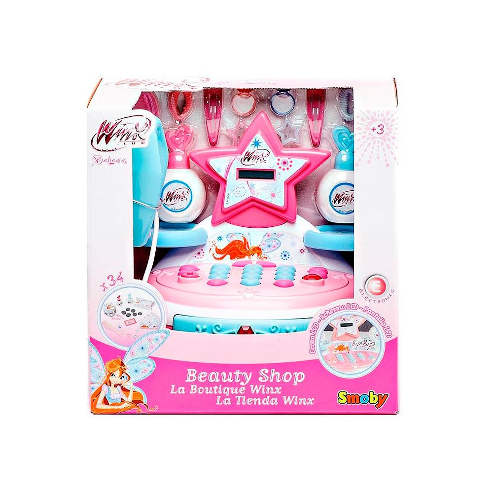 Мини-магазин Smoby 24574 Winx<br>