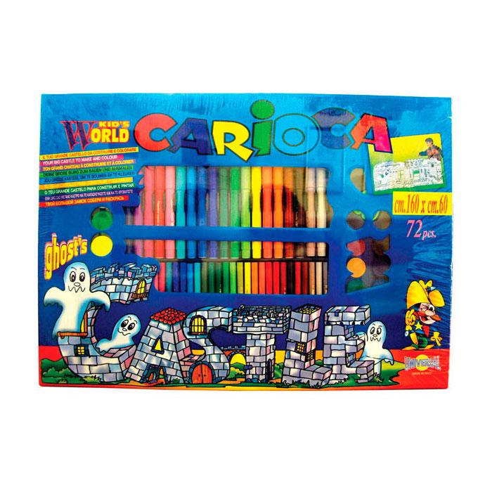 Набор для рисования CARIOCA 75 предметов<br>
