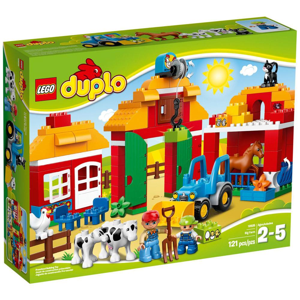 Конструктор LEGO Duplo 10525 Большая ферма<br>