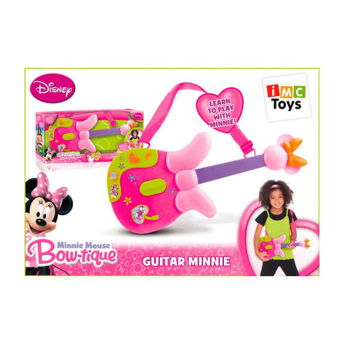 Музыкальные игрушка IMC toys Гитара Minnie<br>
