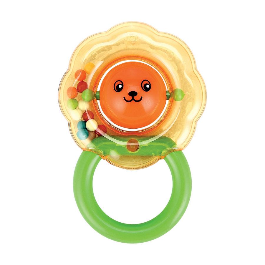 Погремушка Happy Baby Львенок LEO с 3 мес.
