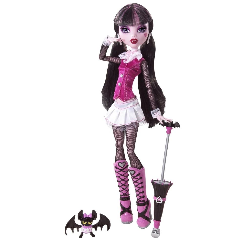 ������� ����� Monster High ����� �������� Draculaura