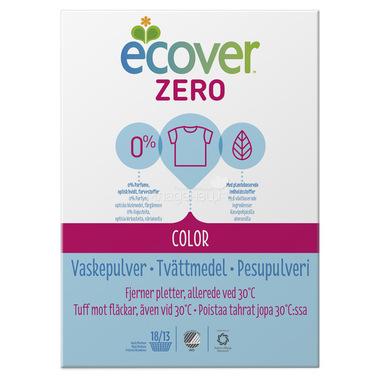 Стиральный порошок Ecover 750 гр. Zero для цветного белья