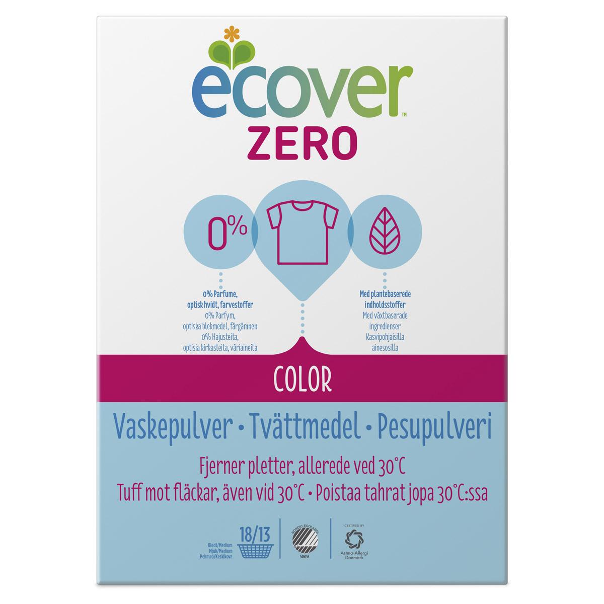 ���������� ������� Ecover 750 ��. Zero ��� �������� �����