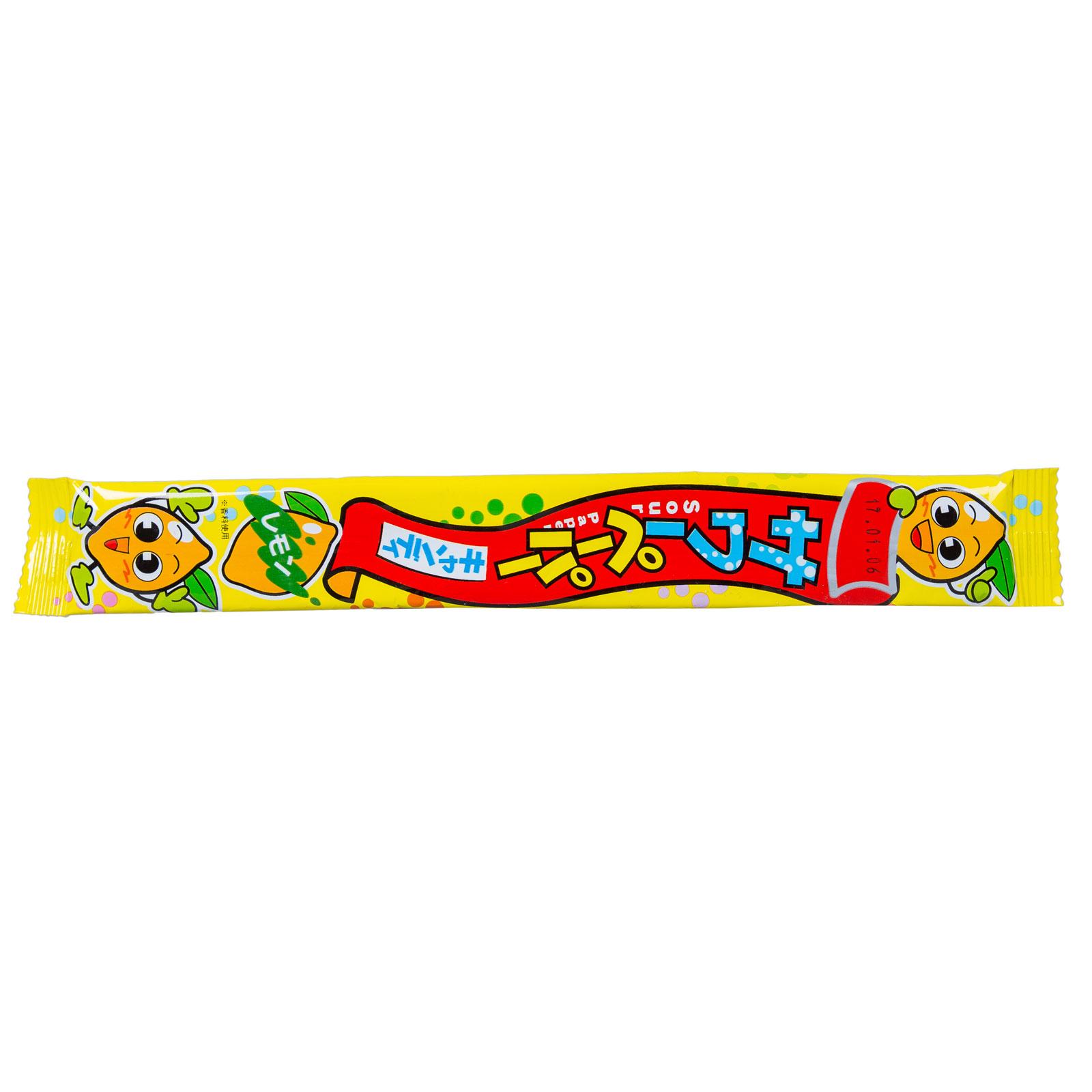 Мармелад Sour paper candy жевательный 15 гр Лимон (с 3 лет)<br>