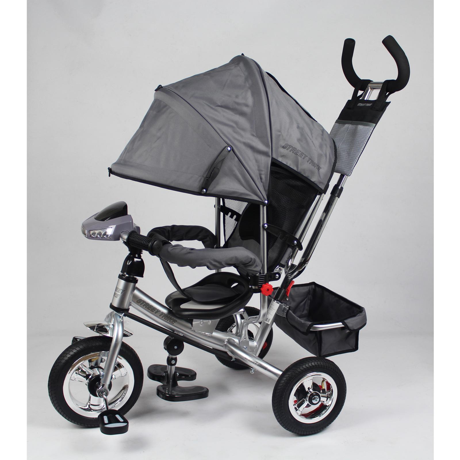 Велосипед Street Trike A22-1А Серый<br>