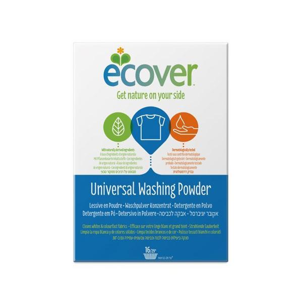 Стиральный порошок Ecover концентрированный 1,2 кг. Universal<br>