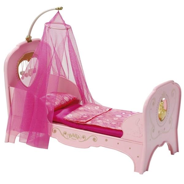 Игрушка Zapf Creation Baby Born Кровать для принцессы<br>