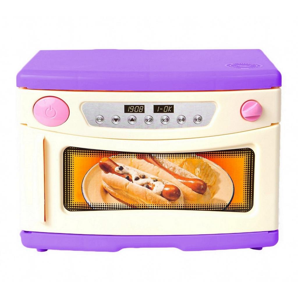 Микроволновая печь RT ОР846 Морской Бриз Фиолетовая<br>