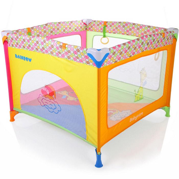 Манеж Baby Care Rainbow Rainbow<br>
