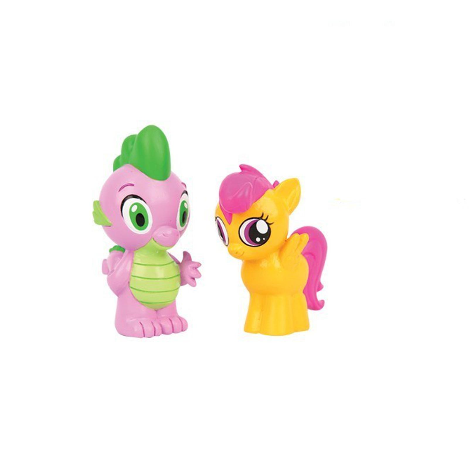 Фигурка My Little Pony Друзья Пони 2 шт. (в сетке)<br>