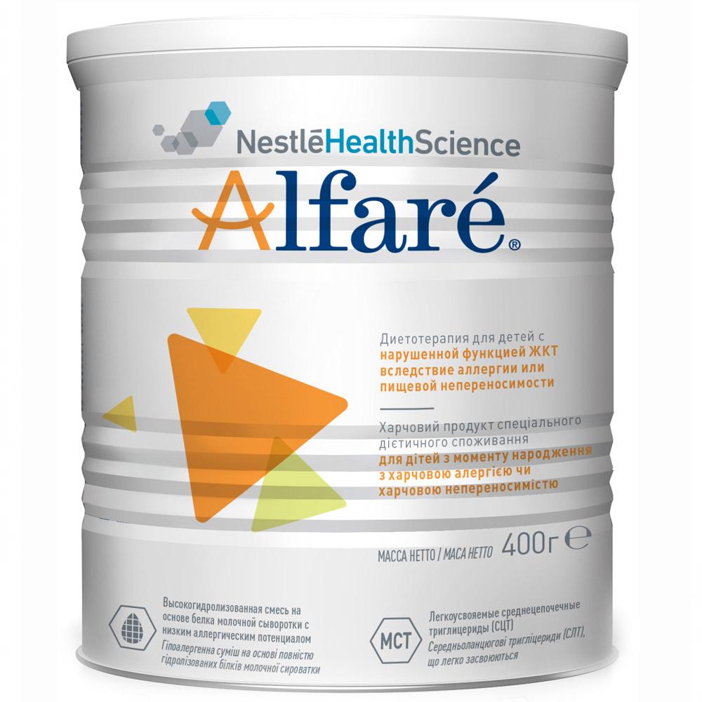 Молочная смесь Nestle Alfare 400 гр с 0 мес<br>