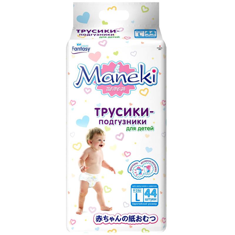 Трусики Maneki Fantasy 9-14 кг 44 шт Размер L<br>