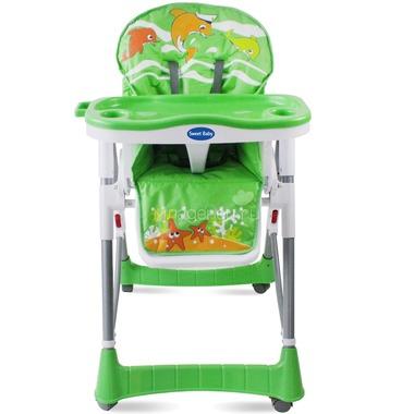 Стульчик для кормления Sweet Baby Sea World Emerald