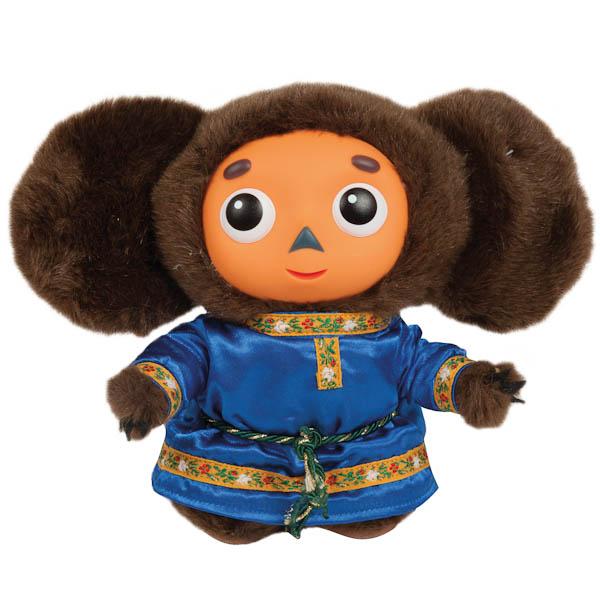 Мягкая игрушка Мульти-пульти Чебурашка в русском народном костюме<br>