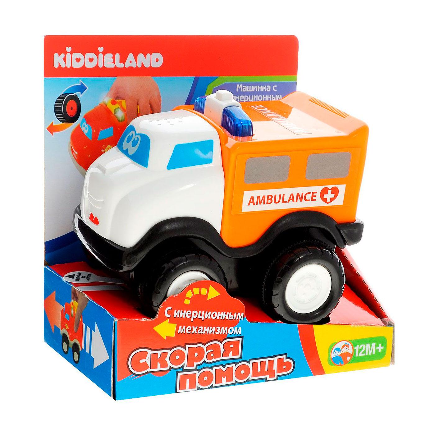 Развивающая игрушка Kiddieland Скорая помощь<br>
