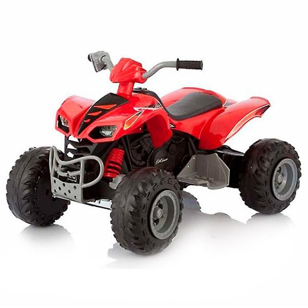 Электромобиль-квадроцикл Jetem 2-х моторный SCAT KL-789 Красный<br>