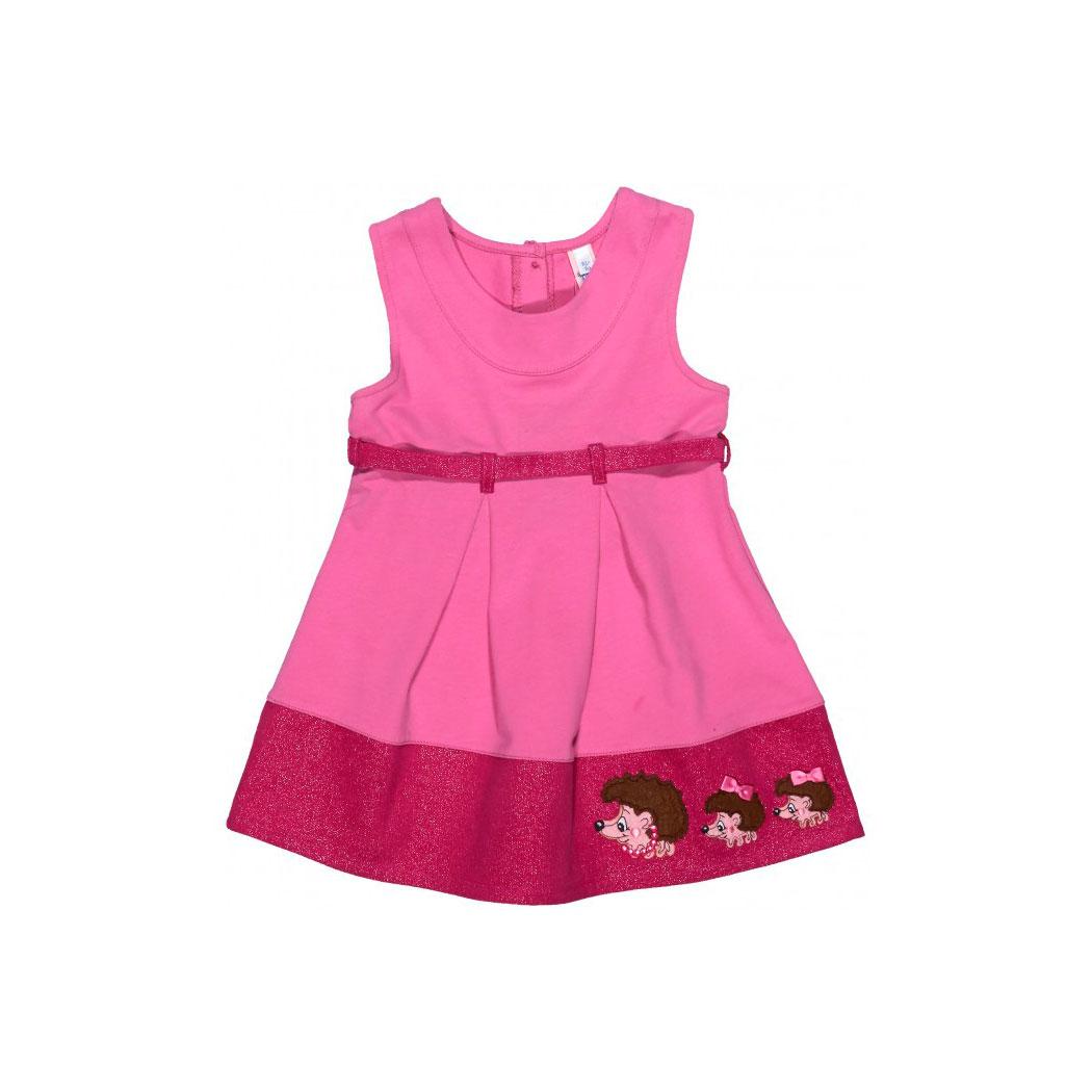Сарафан Венейя (4088) рост 80 розовый<br>