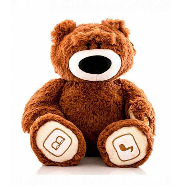 Игрушка Luv&amp;#039;n Learn интерактивный медведь Коричневый<br>