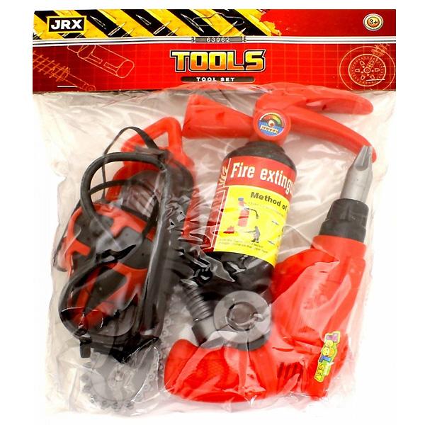 Набор пожарного JRX Борец со стихией<br>