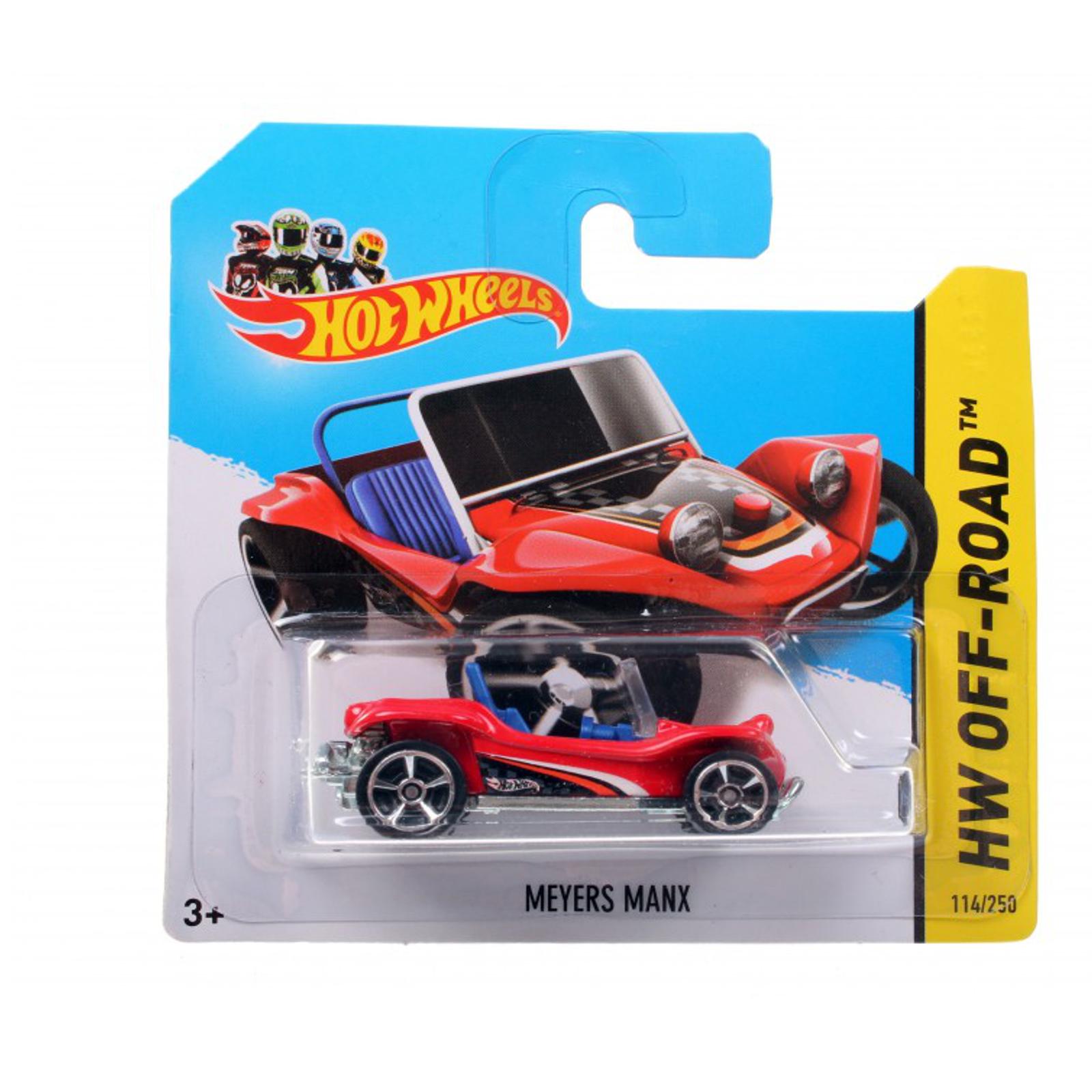 Мотогонщики Hot Wheels для треков Meyers Man
