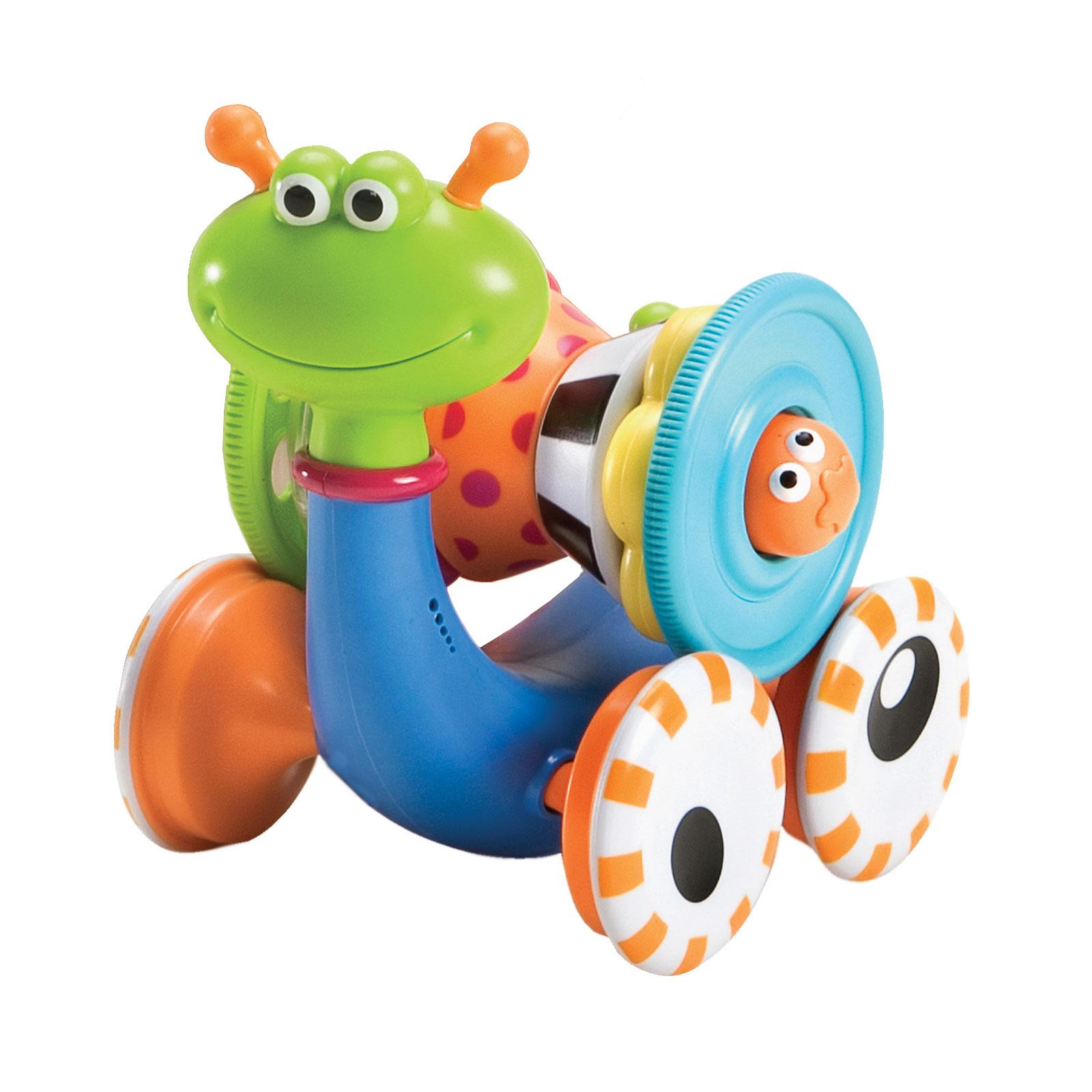 Развивающая игрушка Yookidoo Музыкальная Улитка<br>