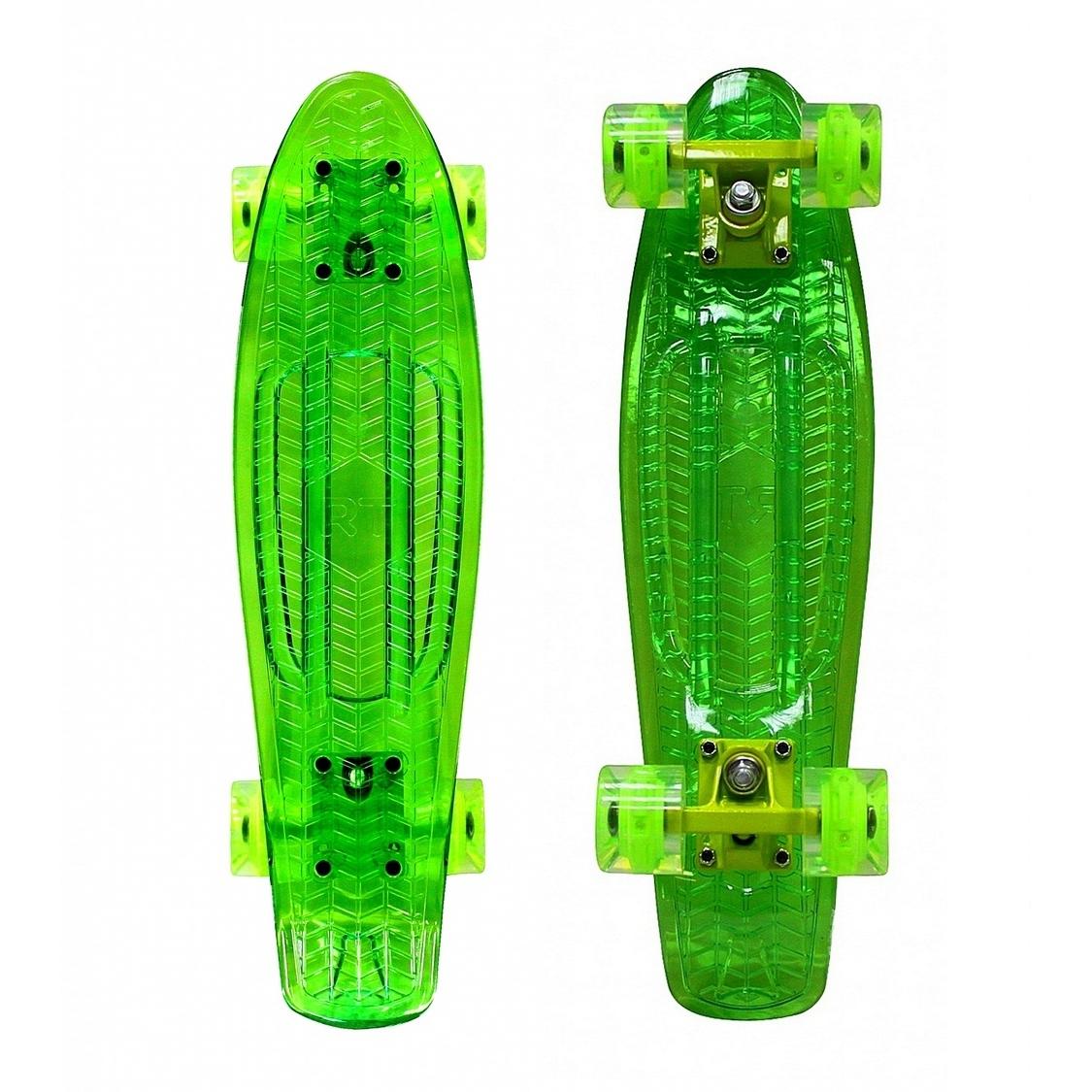 ��������� Y-Scoo Penny board Shine �� ����������� �������� Green