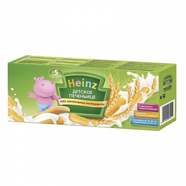 Печенье Heinz 180 гр (с 5 мес)