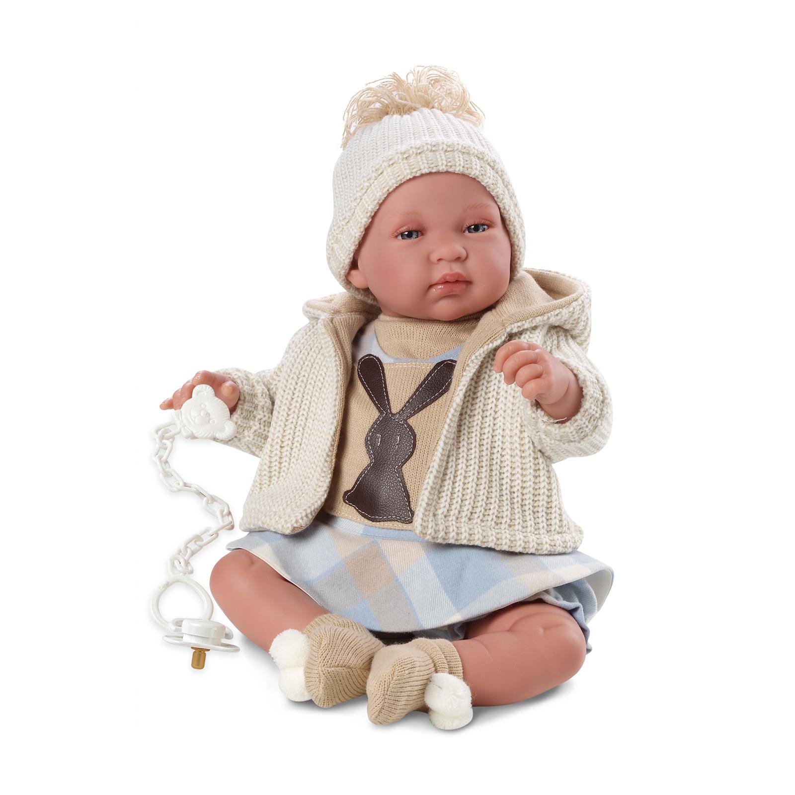 Кукла Llorens Juan Младенец 43 см со звуком<br>