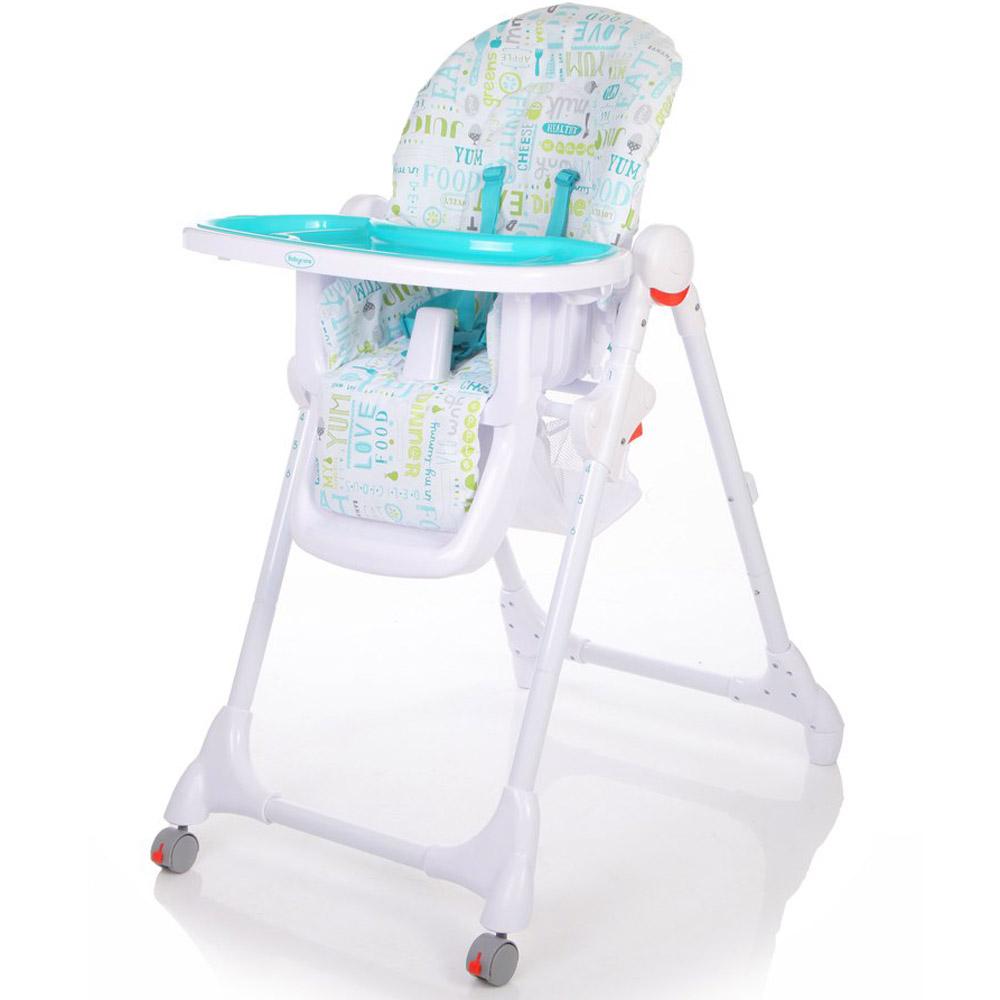 Стульчик Baby Care Fiesta Синий<br>
