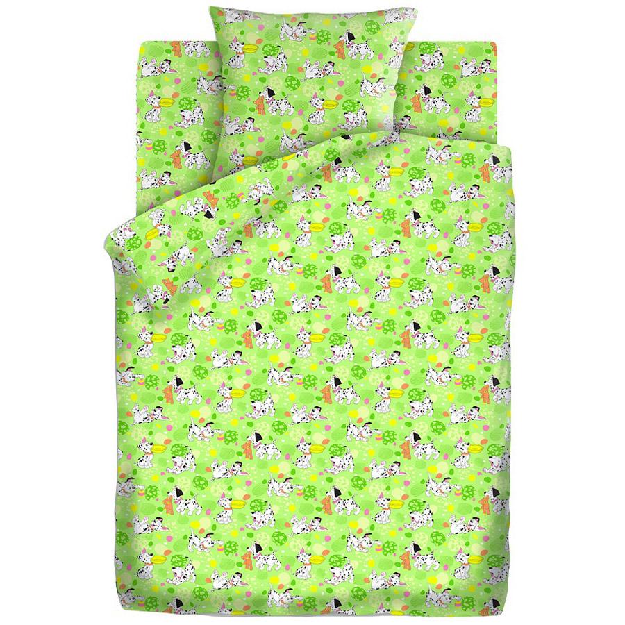 Комплект постельного белья детский бязь Непоседа Кошки-мышки КДКм-1 Далматинцы Вид 4<br>