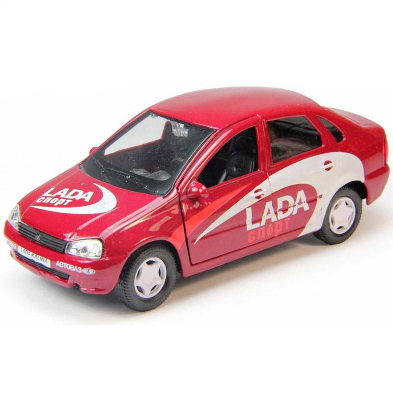 Машинка Autotime LADA KALINA спортверсия 1:34<br>