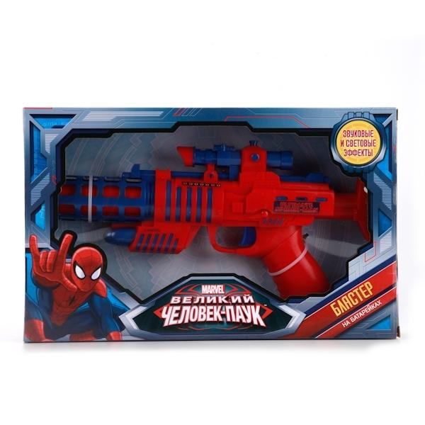 Бластер Играем Вместе Marvel Spiderman<br>