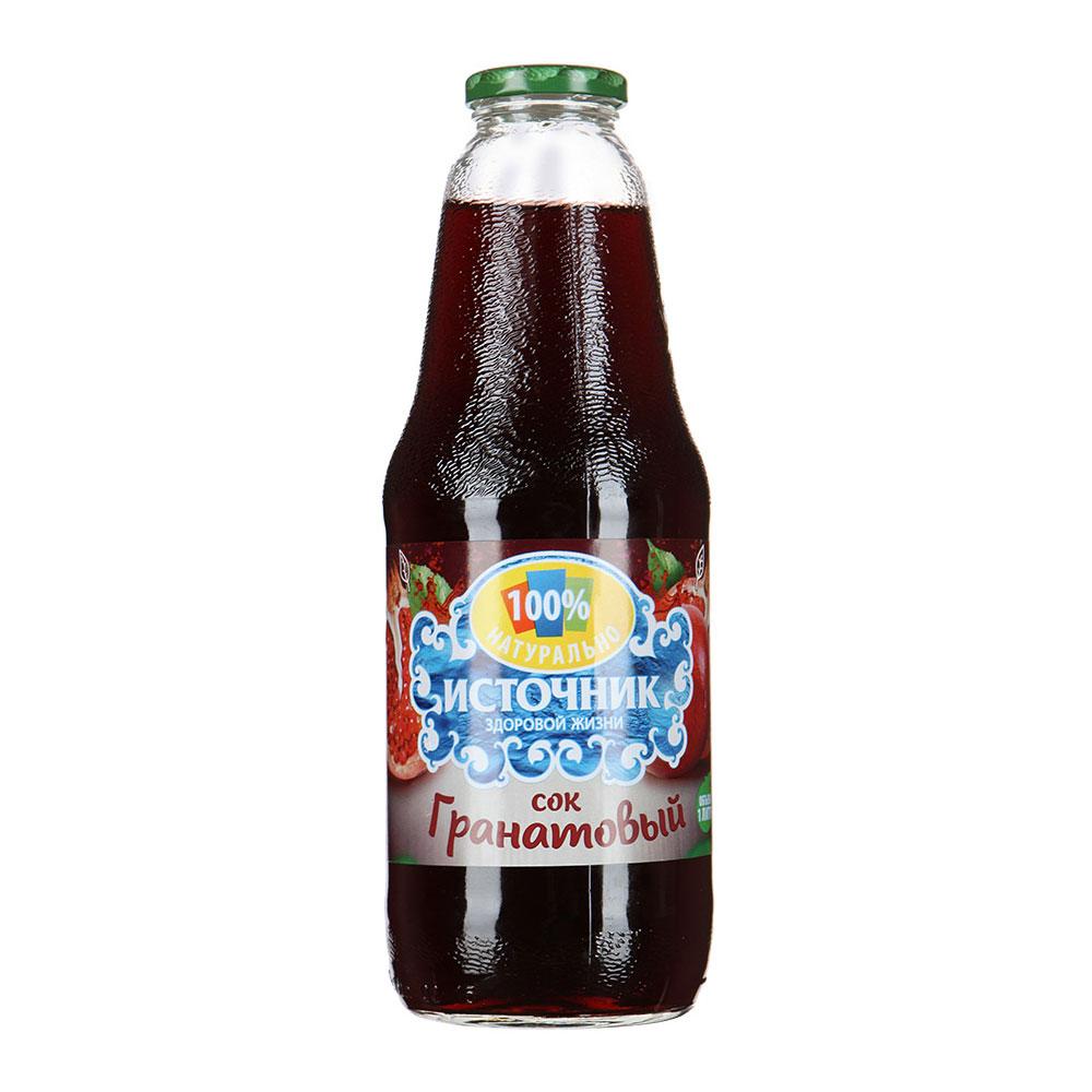 Сок Источник здоровой жизни Гранат 1 л