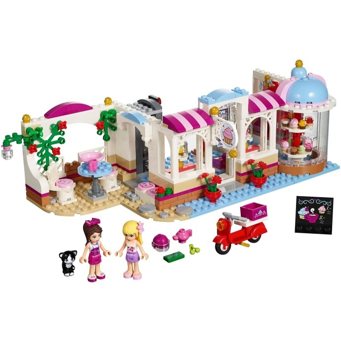 Конструктор LEGO Friends 41119 Кондитерская<br>