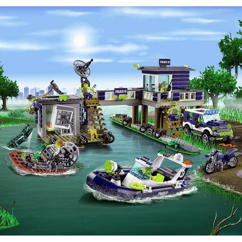 ����������� LEGO City 60069 ������� ����� ������ �������